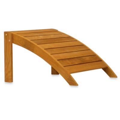 Adirondack Footstools