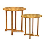 Oxford Round Bar Table