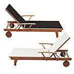 Three Birds Riviera Lounger