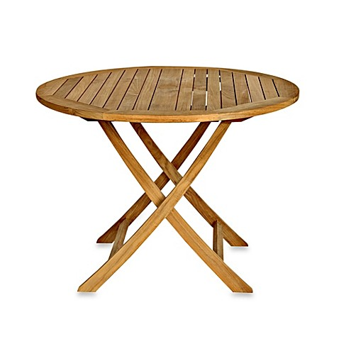 Cambridge Teak Folding Table