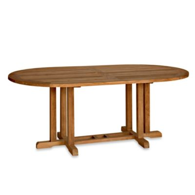 Camden Oval 72-Inch Dining Table