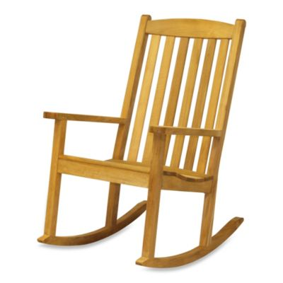 Buy Comfortable Outdoor Rocking Chair From Bed Bath Beyond