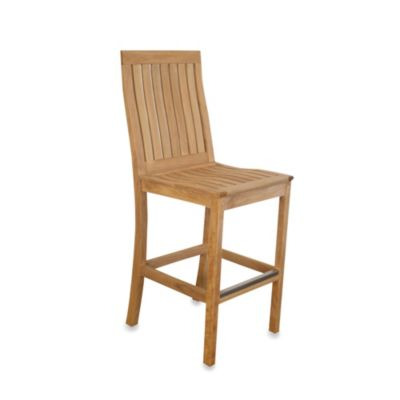 Outdoor Bar Chairs With Backs