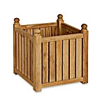 Medium Teak Planter/Flower Box