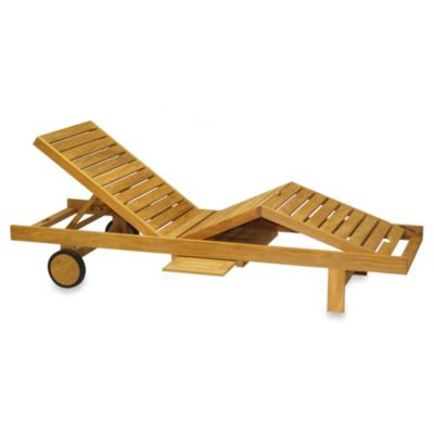 Reclining Outdoor Chaise Lounge Chairs
