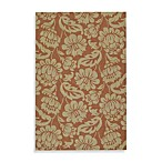 Kaleen Calypso Indoor/Outdoor Rug in Copper