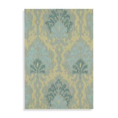 Kaleen Sea Spray Indoor/Outdoor Rug in Spa
