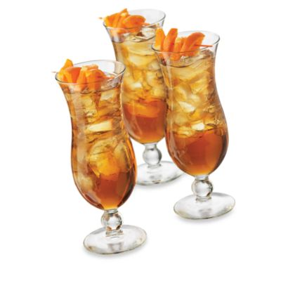 Libbey® Cool Cocktails Island Hurricane 6-Piece Set