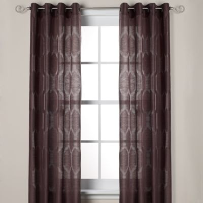 Hamilton Grommet Window Curtain Panels