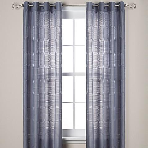 Buy J Queen New York Hamilton 84 Inch Grommet Window