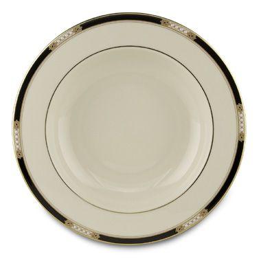 """Lenox® Hancock 9 1/8"""" Rim Soup Bowl"""