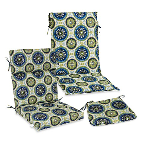 Outdoor Seat Cushion Collection in Bindis
