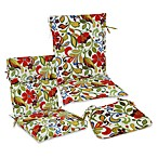 Outdoor Patio Cushion Collection in Wildwood
