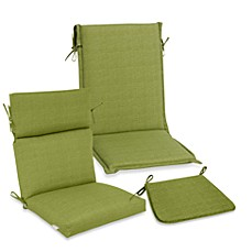 Outdoor Seat Cushion Collection in Kiwi