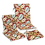 Outdoor Seat Cushion Collection in Floral