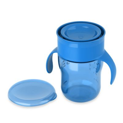 AVENT My First Natural 9-Ounce Drinking Cup in Blue