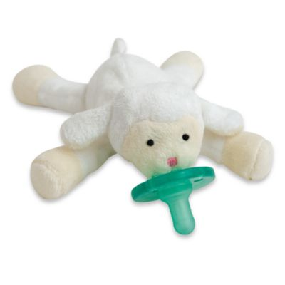 WubbaNub™ Lil-Foot Lamb Pacifier