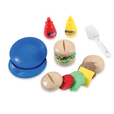 Step 2® Stack N' Stay Hamburgers Play Set