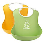 BABYBJORN® Soft Bib 2-Pack in Green/Yellow
