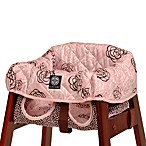 Balboa Baby® High Chair Cover in Pink Camellia