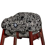 Balboa Baby® High Chair Cover in Black Camellia