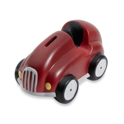 Argento Speed Racer Piggy Bank
