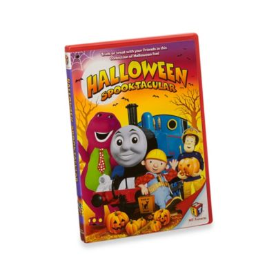 Halloween Spooktacular: Hit Favorites DVD