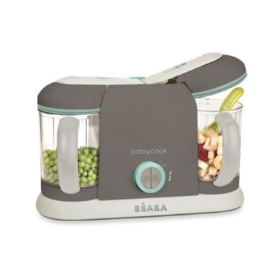 Food Prep > BEABA® Babycook Pro 2X Baby Food Maker in Latte/Mint