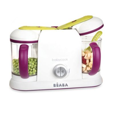 Food Prep > BEABA® Babycook Pro 2X Baby Food Maker in Gipsy