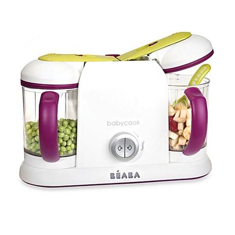 Beaba Babycook Pro X Baby Food Maker
