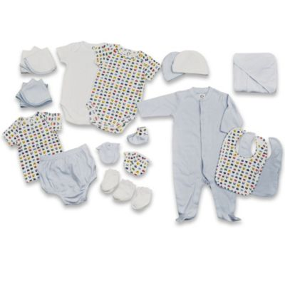 Gerber® Boy's 22-Piece Layette Set