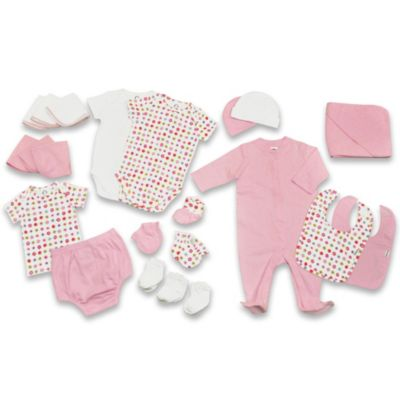 Gerber® Girl's 22-Piece Layette Set