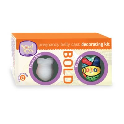 Belly Cast Bold Decorating Kit by ProudBody