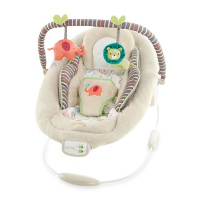 Kids II® Comfort & Harmony™ Cradling Bouncer in Cozy Kingdom