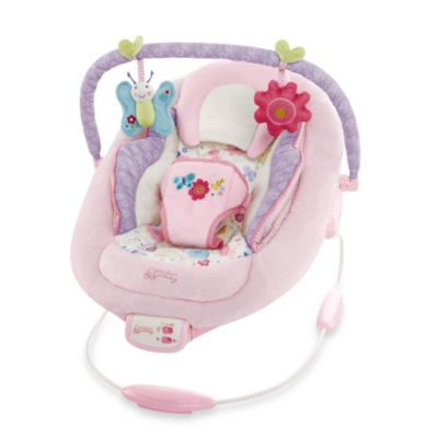 Kids II® Comfort & Harmony™ Cradling Bouncer in Penelope Petals