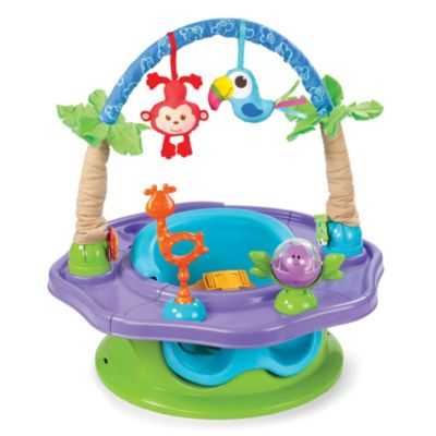Summer Infant® SuperSeat® Deluxe Island Giggles Activity