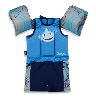 Stearns® Puddle Jumper® Life Jacket Suit in Blue Shark