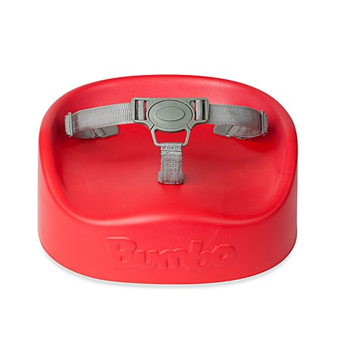 Bumbo Booster Seat in Red