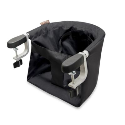 Mountain Buggy® POD Clip-On High Chair in Black