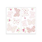 Bella Butterfly Wall Decals
