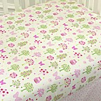 Bella Butterfly Crib Sheet