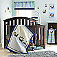 Pirate Adventures 4-Piece Crib Bedding Set