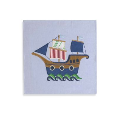 Pirate Adventures 2-Piece Canvas Wall Art