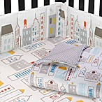 DwellStudio® Skyline LT. Nursery Collection in Blue