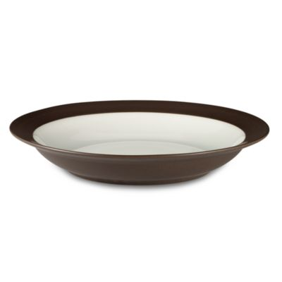 Noritake® Colorwave Chocolate 10 1/2-Inch Pasta Bowl
