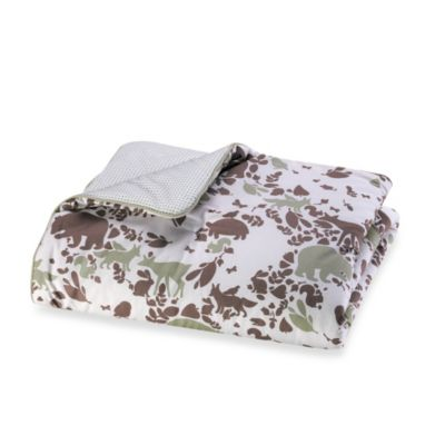 Dwell Studio™ Woodland Tumble Play Blanket