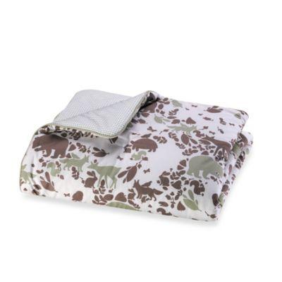 DwellStudio® Woodland Tumble Play Blanket