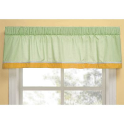 Carter's® Zoo Animals Window Valance