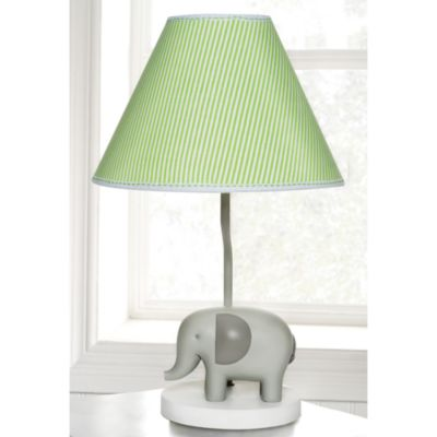 Green Baby Lamp Base