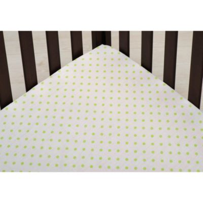 Carter's® Zoo Animals Fitted Crib Sheet